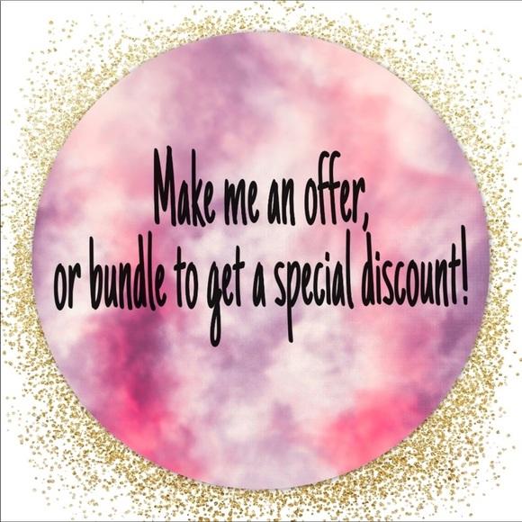 Other - Bundles get special discounts
